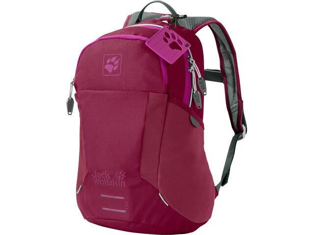 Jack Wolfskin Moab Jam Backpack Barn dark ruby